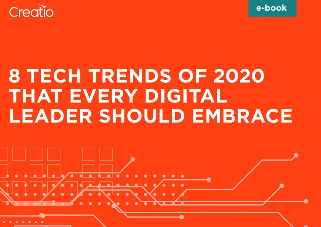 2020 Tech Trends.Ebook 8 Tech Trends Of 2020 That Every Digital Leader